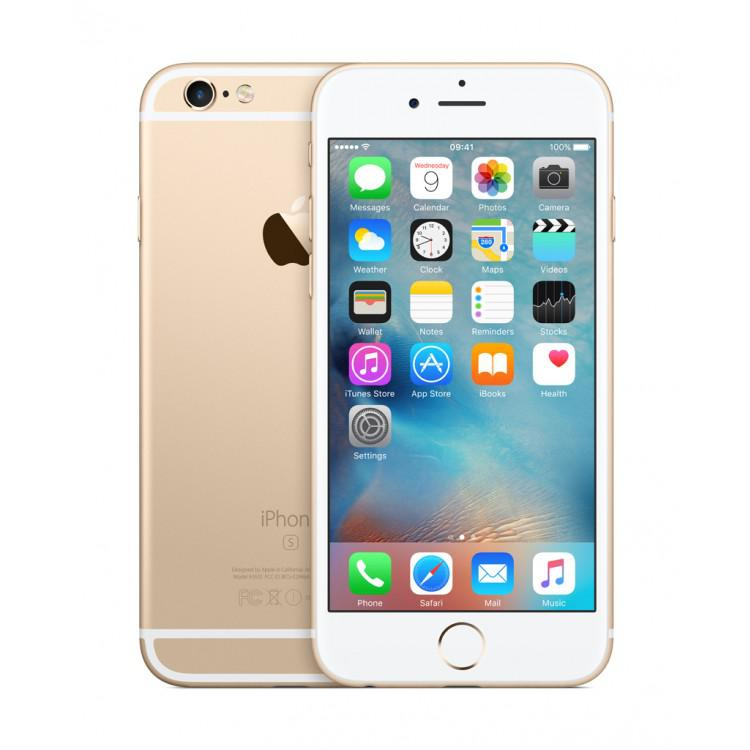 Apple iPhone 6S 64GB Gold ,MKQQ2