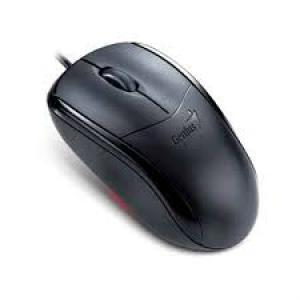 Genius Netscroll NS100X USB optikai fekete