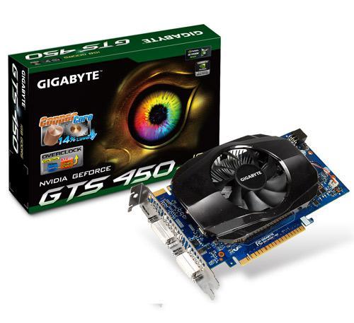 Gigabyte GV-N450-1GI 1GB DDR5