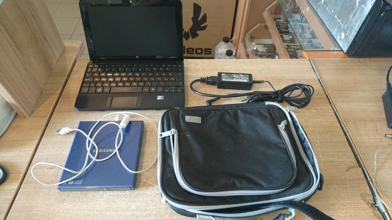 HP Compaq Mini CQ10-120SH  1,6GHz/1GB/160GB