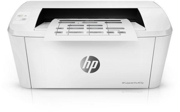 HP LaserJet Pro M15a (W2G50A) Nyomtató