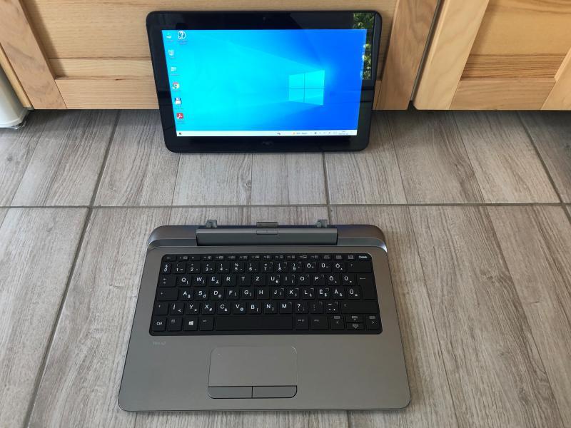 HP Pro X2 612 G1 Power Keyboard I5/4GB/120GB SSD Újszerű karcmentes
