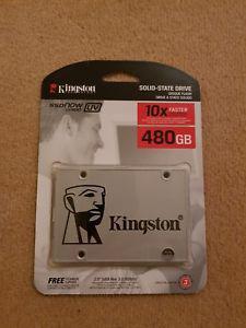 """KINGSTON 480GB A400 SATA 3 2.5"""" SA400S37/480G"""