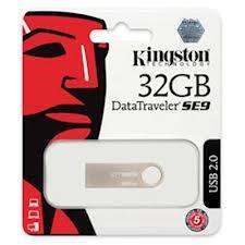 KINGSTON Pendrive 32GB, DTSE9H, fém, Champagne