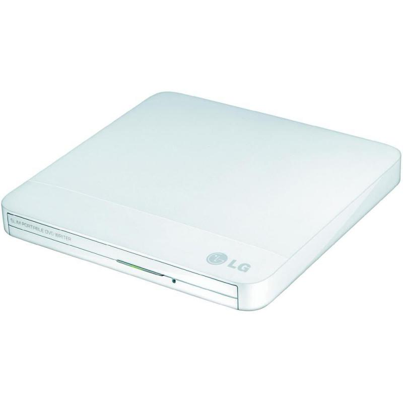 LG GP50NW40 USB2.0 8x Slim box white