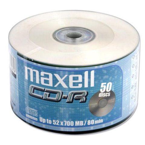 Maxell CD-R SP50 /50db hengerenként/