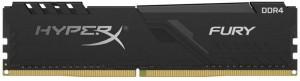 16GB/2400 DDR4 Kingston HyperX Fury Black Series , HX424C15FB3/16