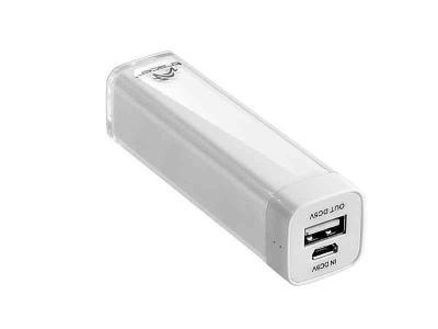 Tracer Power Bank 2600mAh Li-ion ( 5V/1A ), fehér