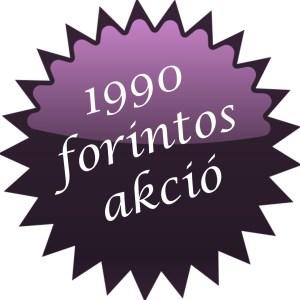 1990 forintos akció