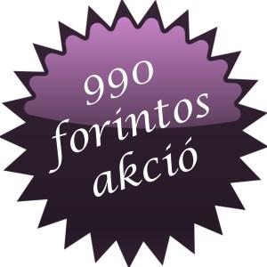 990 forintos akció
