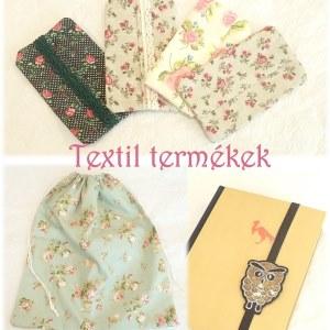 Textil termékek KIÁRUSÍTÁS