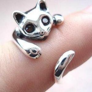 Ezüst cica