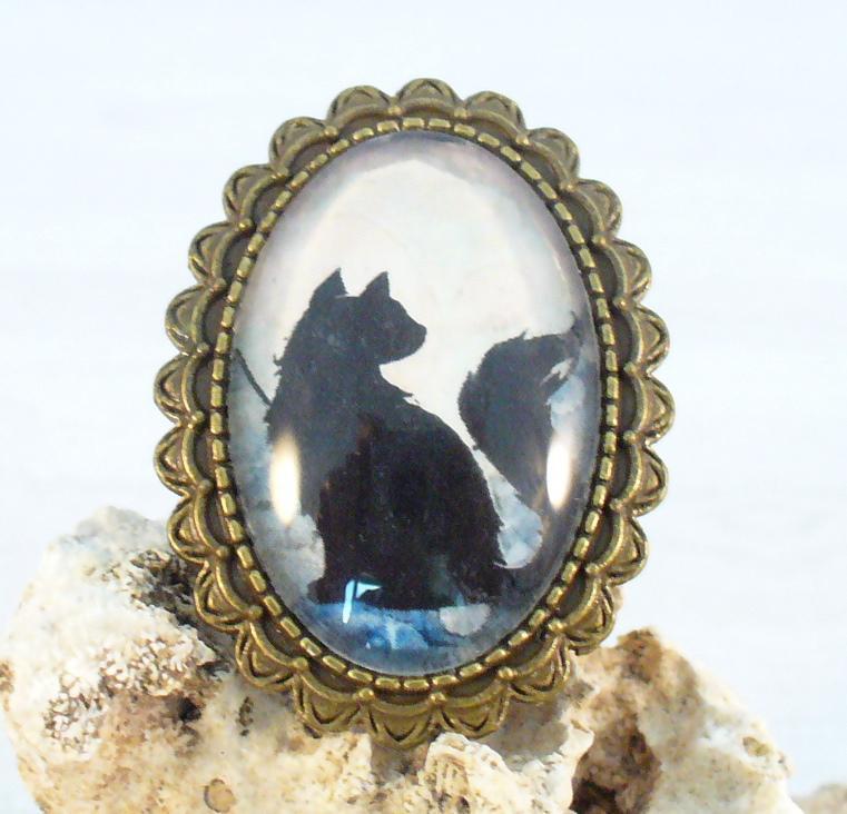 Fekete arisztokrata gyűrű