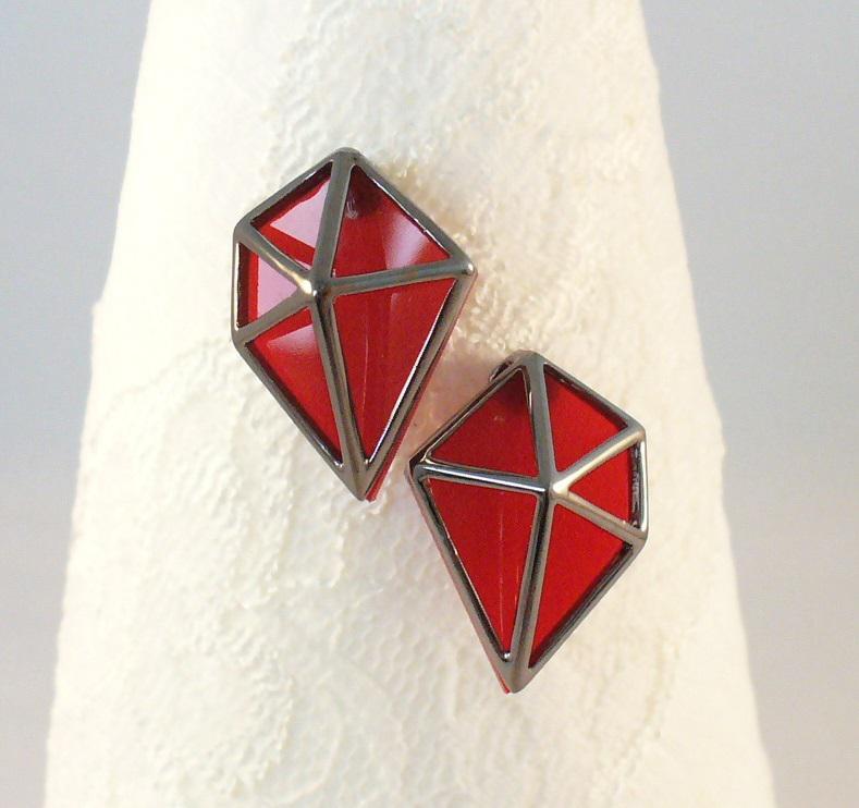 Háromszögek pirossal