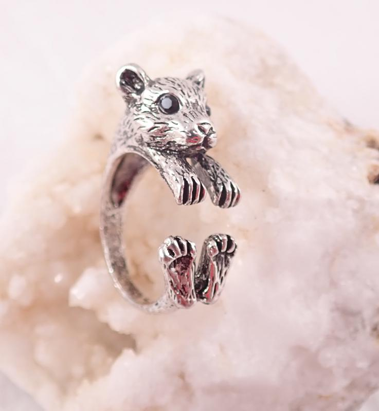 Hörcsög gyűrű