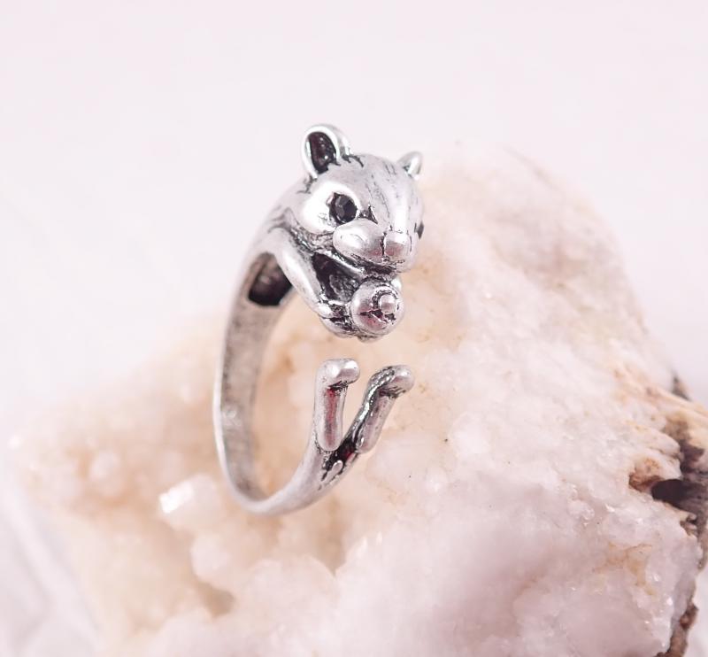 Mókus gyűrű