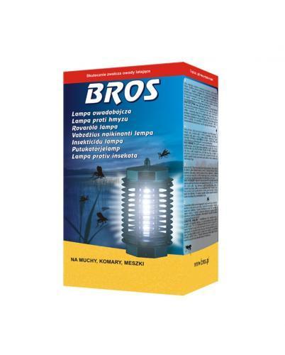 B445 Rovarirtó UV lámpa 4 W
