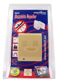 WK0028 Ultrahangos riasztó szúnyog ellen