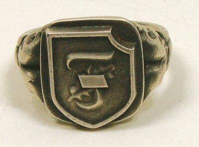 10. SS-Panzer-Division Frundsberg bajtársi gyűrű
