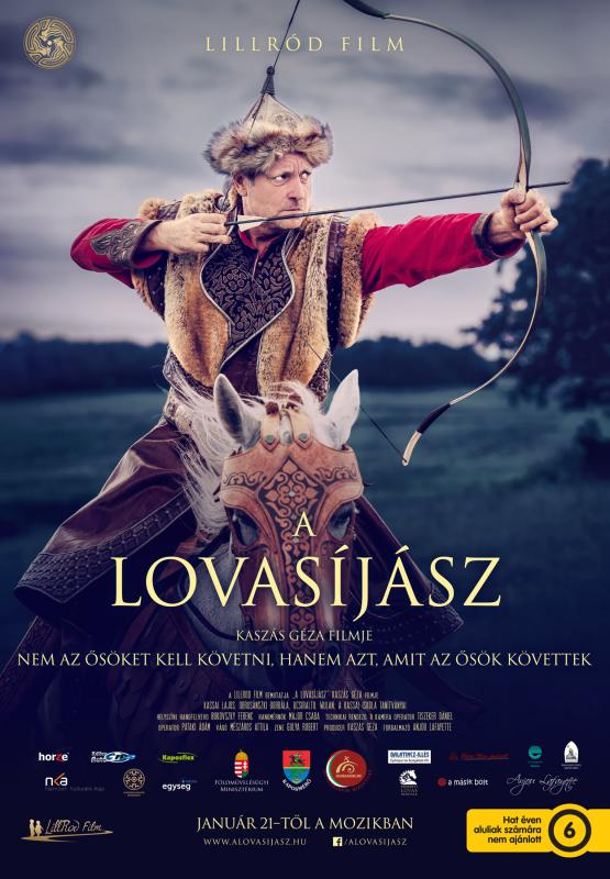 A Lovasíjász DVD - Nem az ősöket kell követni, hanem azt, amit az ősök követtek