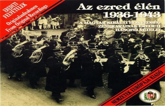 Az ezred élén 1936-1943 CD