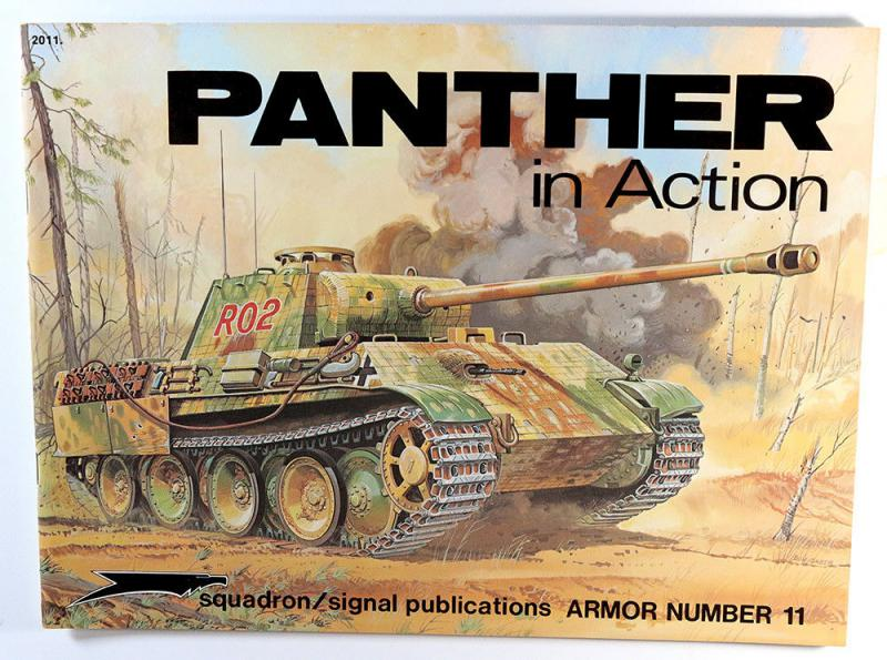 Bruce Culver: Panther in action