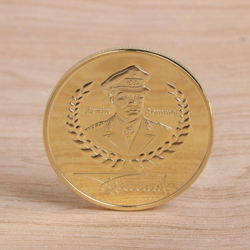 Erwin J. Rommel - Afrikakorps emlékérem