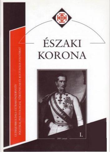 Északi Korona folyóirat I. évfolyam, I. szám 2003