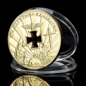 Ich hatt' einen Kameraden - emlékérem a két háború hősi halottainak tiszteletére 1914-1945
