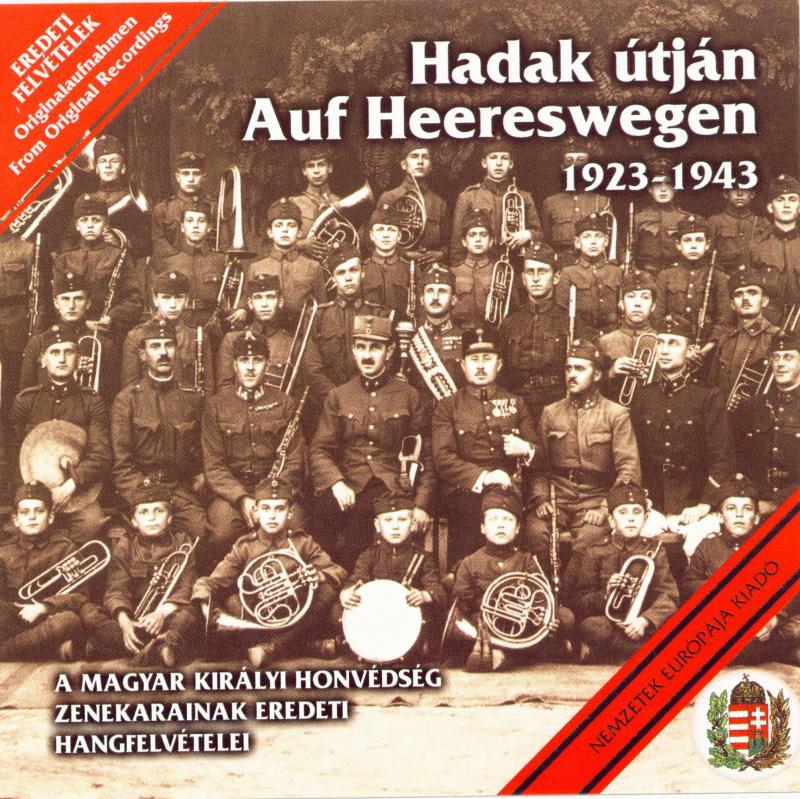 Hadak útján 1923-1943