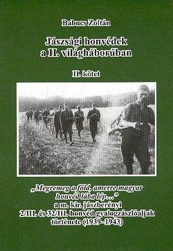 Jászsági honvédek a II. világháborúban II.kötet