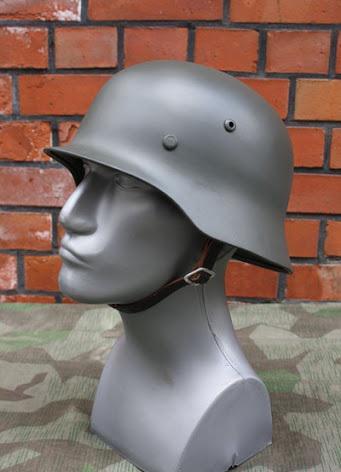 Német M35 Stahlhelm acélsisak