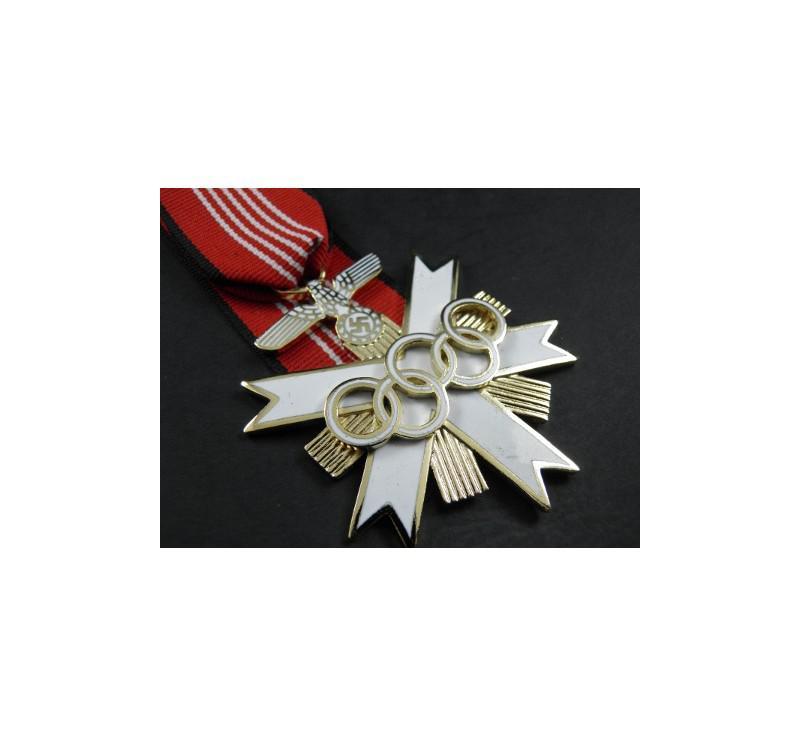Német Olimpiai Játékok Kitüntetés 1936