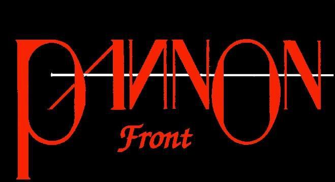 Pannon Front pdf DVD 1-50. számok