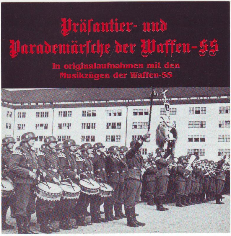 Präsentier und Parademärsche der Waffen-SS