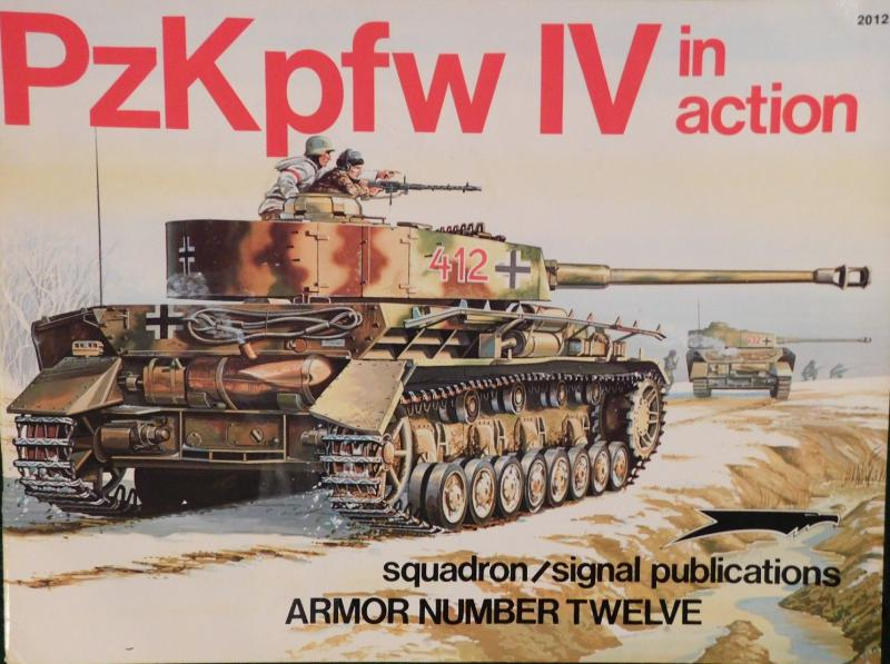 PzKpfw IV in Action No.12 Squadron/Signal Bruce Culver, Don Greer