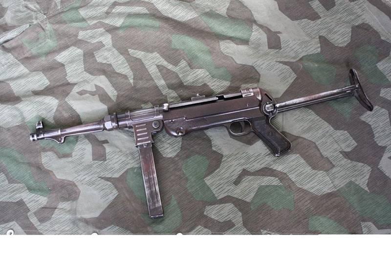 Schmeisser MP40 replika spanyol