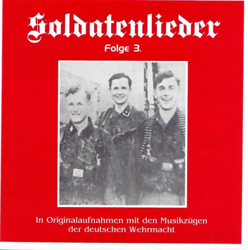 Soldatenlieder - német katonanóták 3. rész