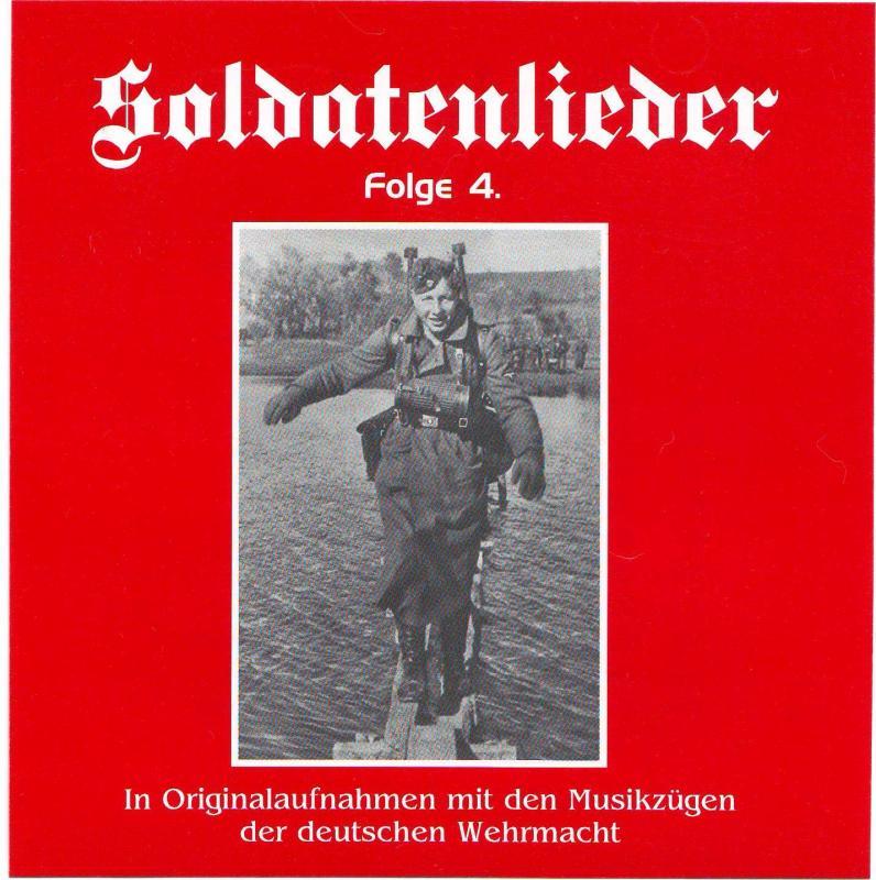 Soldatenlieder - német katonanóták 4. rész