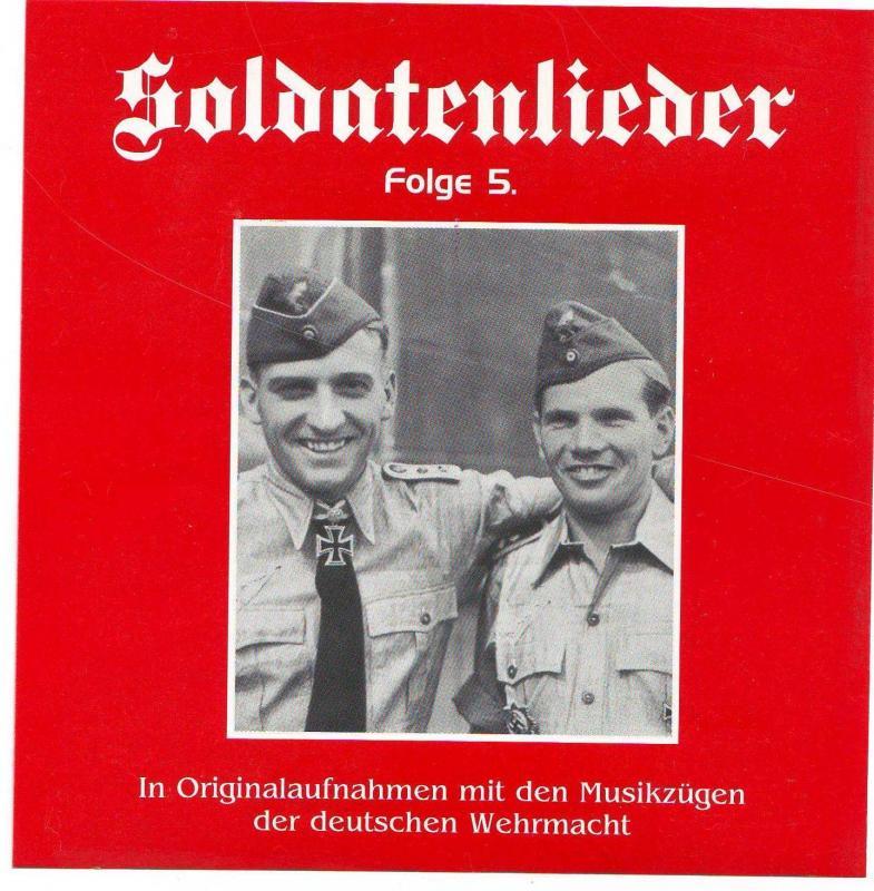Soldatenlieder - német katonanóták 5. rész