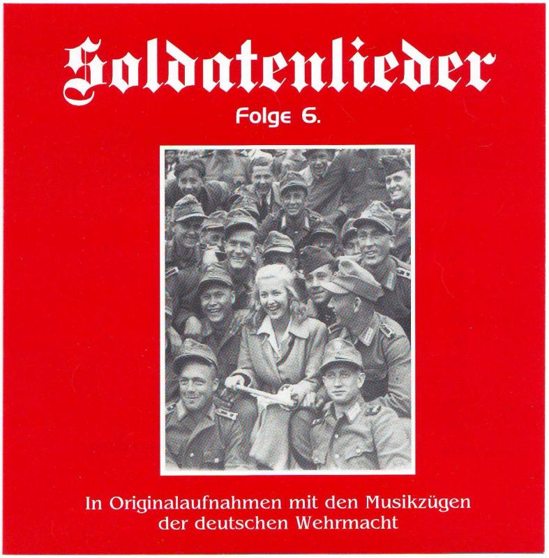 Soldatenlieder - német katonanóták 6. rész
