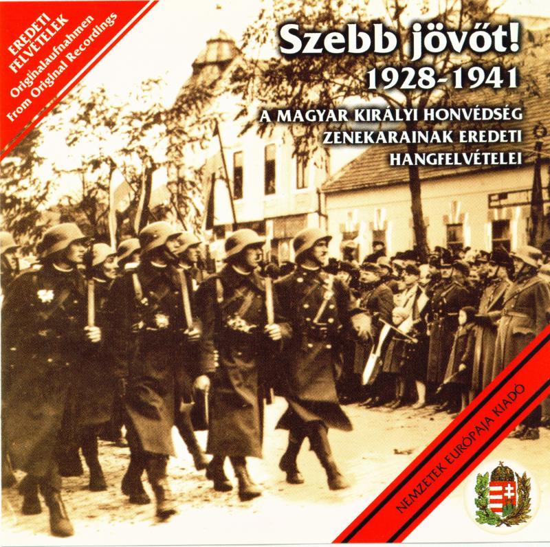 Szebb jövőt! 1928-1941 CD