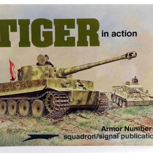 Bruce Culver: Tiger in action