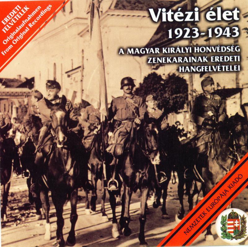 Vitézi élet 1923-1943 CD