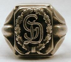 Wachregiment Grossdeutschland bajtársi gyűrűje