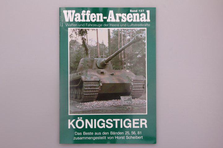 WAFFEN-ARSENAL - KÖNIGSTIGER