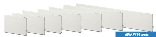 Adax elektromos fűtőpanel 1000W (VP 1010 KT)