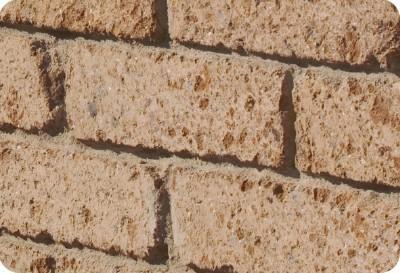 Tufablokk, barna 37x20x11 cm
