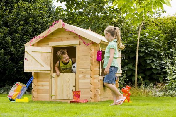Little Park,245 Gyerek faház, babaház, padló nélkül