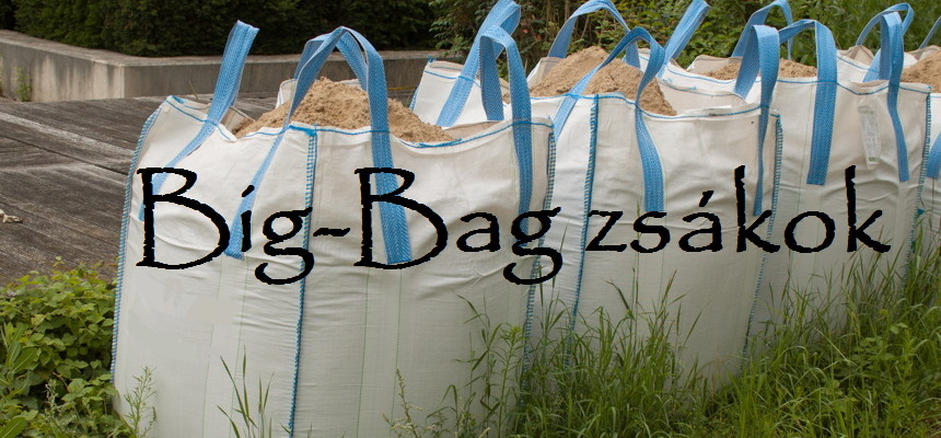 Big-Bag zsákok
